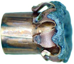 38 special hollow point ammunition image