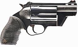 Taurus Judge chambered in 410 ammo