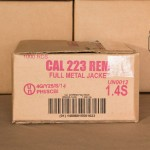 Image of 223 Rem Ammo - 1000 Rounds of 55 Grain FMJ Armscor USA with Free Shipping at AmmoMan.com