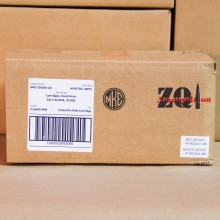 5.56x45mm ZQI 62 GRAIN FMJ SS109 (300 ROUNDS)