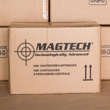 .40 S&W MAGTECH 180 GRAIN FMJ FLAT POINT  (1000 ROUNDS)