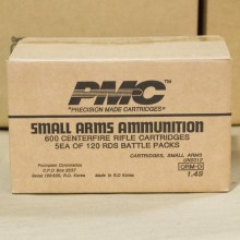 5.56 NATO PMC M855 62 GRAIN FMJ (600 ROUNDS)