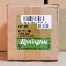 .223 REMINGTON PREMIER MATCH 62 GRAIN HP (20 ROUNDS)