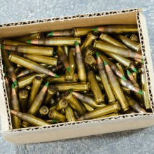 5.56 NATO FEDERAL LAKE CITY M855 62 GRAIN FMJ (500 ROUNDS)